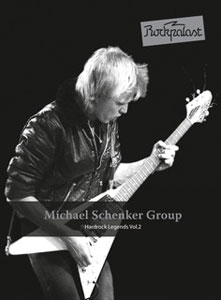 Michael Schenker - Hard Rock Legends Vol. 2