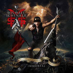MSG (MICHAEL SCHENKER GROUP) - Inmortal