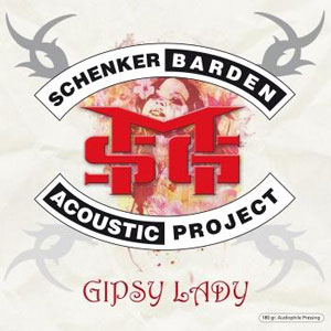 SCHENKER BARDEN ACOUSTIC PROJECT - Gipsy Lady