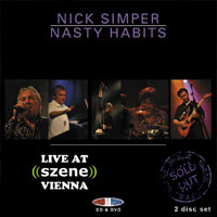 NASTY HABITS - Live At Szene Vienna