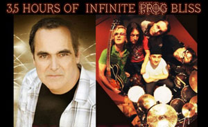 NEAL MORSE BAND & THE FLOWER KINGS