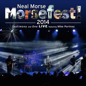 Neal Morse - Morsefest 2014 Testimony and One Live