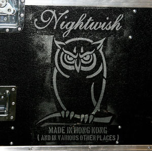 NIGHTWISH - Made In Hong Kong (And In Various Other Places)