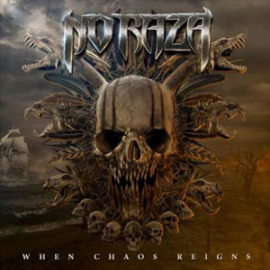 NO RAZA - When Chaos Reigns