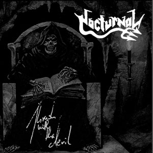 NOCTURNAL - Thrash with the Devil