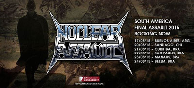 EXCITER y NUCLEAR ASSAULT