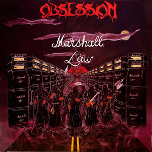 OBSESSION - Marshall Law