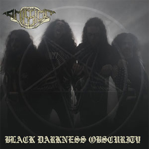 OMISSION - Black Darkness Obscurity