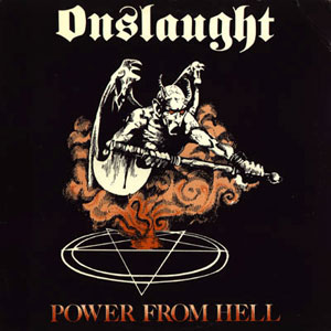 ONSLAUGHT - Power Form Hell