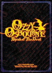 OZZY OSBOURNE - Speak Of The Devil 1982 Live Concert