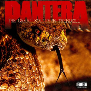 """PANTERA: """"The Great Southern Trendkill: 20th Anniversary Edition"""
