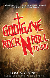 God Gave Rock n' Roll To You