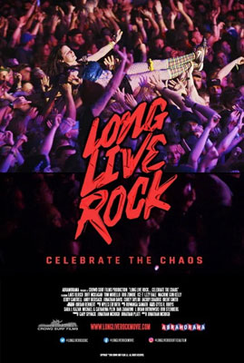 Long Live Rock…Celebrate The Chaos