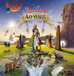 PENDRAGON - The First 40 Years