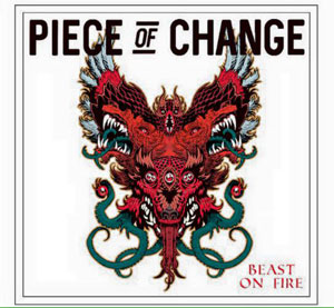PIECE OF CHAIN - Beast On Fire