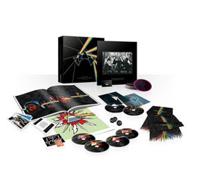 PINK FLOYD - The Dark Side Of The Moon - Immersion Box