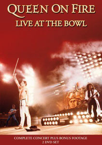 QUEEN titulado - Queen On Fire: Live At The Bowl