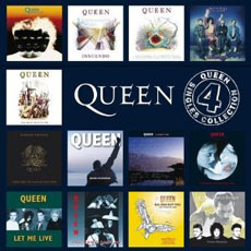 QUEEN - The Singles Collection 4