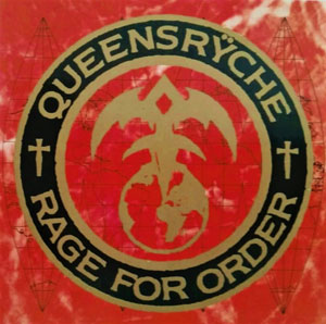 QUEENSRYCHE – Rage For Order