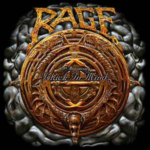 RAGE - Black In Mind