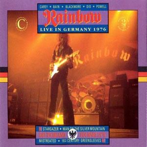 RAINBOW - Live In Germany 76