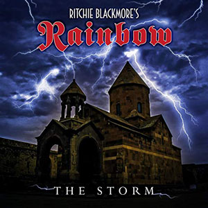 RITCHIE BLACKMORE'S RAINBOW - The Storm