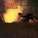 RATT- Out Of The Cellar