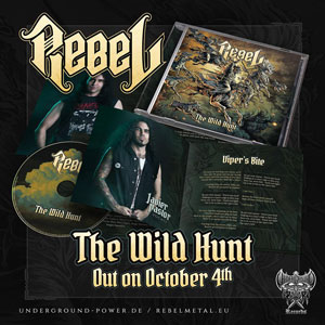 REBEL - The Wild Hunt