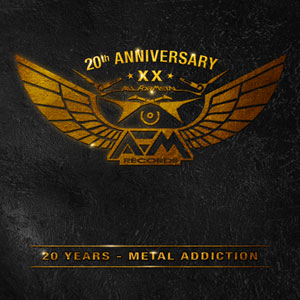 AFM Records  - 20 Years - Metal Addiction