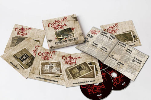 Contract In Blood: A History Of UK Thrash Metal