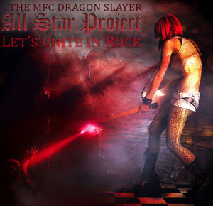 Metal For Cancer Dragon Slayer All Star Project