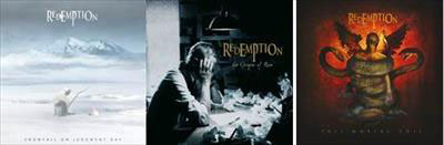 REDEMPTION - The Origins Of Ruin, Snowfall On Judgment Day y This Mortal Coil