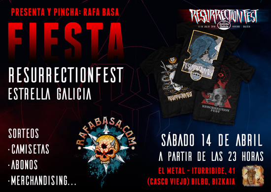 Fiesta RESURRECTION FEST