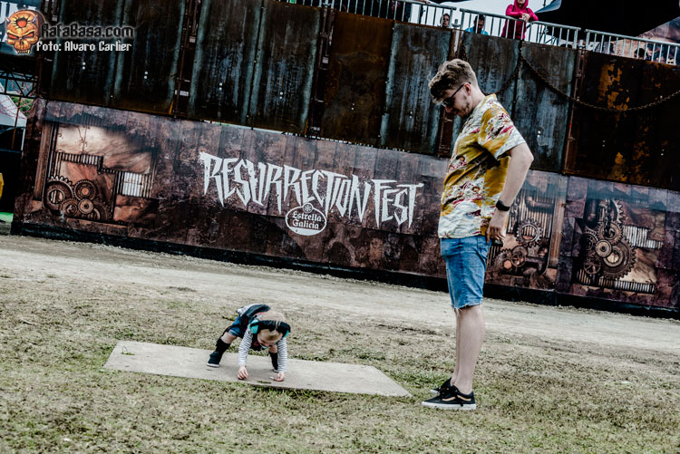 RESURRECTION FEST 2019