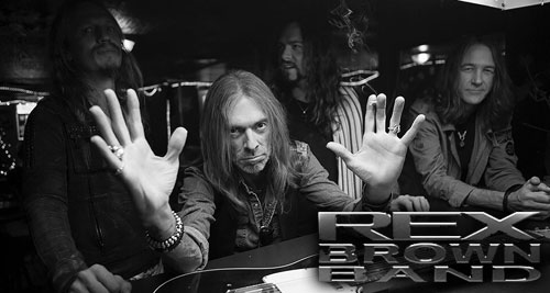 REX BROWN BAND