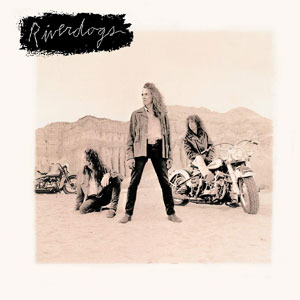 RIVERDOGS - Pre-Production 1989