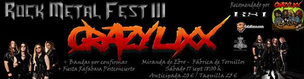 Roc Metal Fest III
