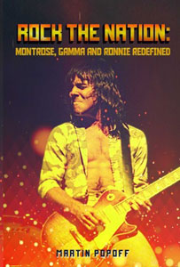 Rock The Nation: Montrose, Gamma & Ronnie Rdefined