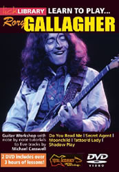 Learn To Play Rory Gallagher