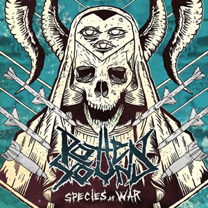 ROTTEN SOUND – Species At War - EP