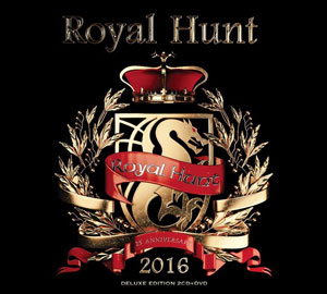 ROYAL HUNT - 2016