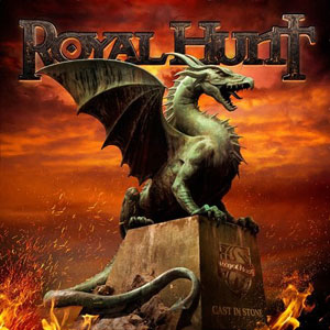 ROYAL HUNT- Cast In Stone