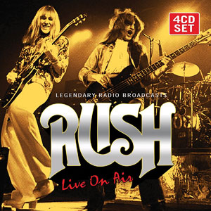 RUSH - Live On Air