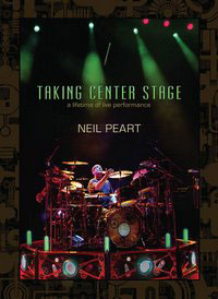 RUSH - Taking Center Stage: A Lifetime Of Live Performance