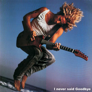 Sammy Hagar - I Never Said Goodbye