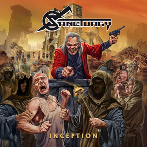 SANCTUARY - Inception