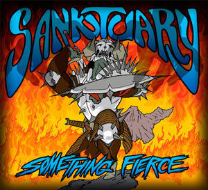SANKTUARY - Something Fierce