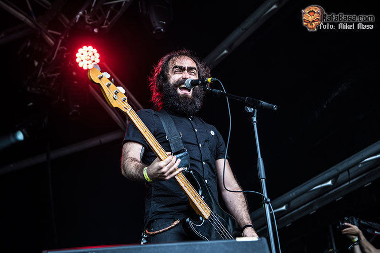 SANTO ROSTRO - RESURRECTION FEST 2019