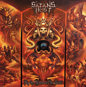SATAN'S HOST - By The Hands Of The Devil
