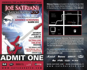Joe Satriani - Satchtured